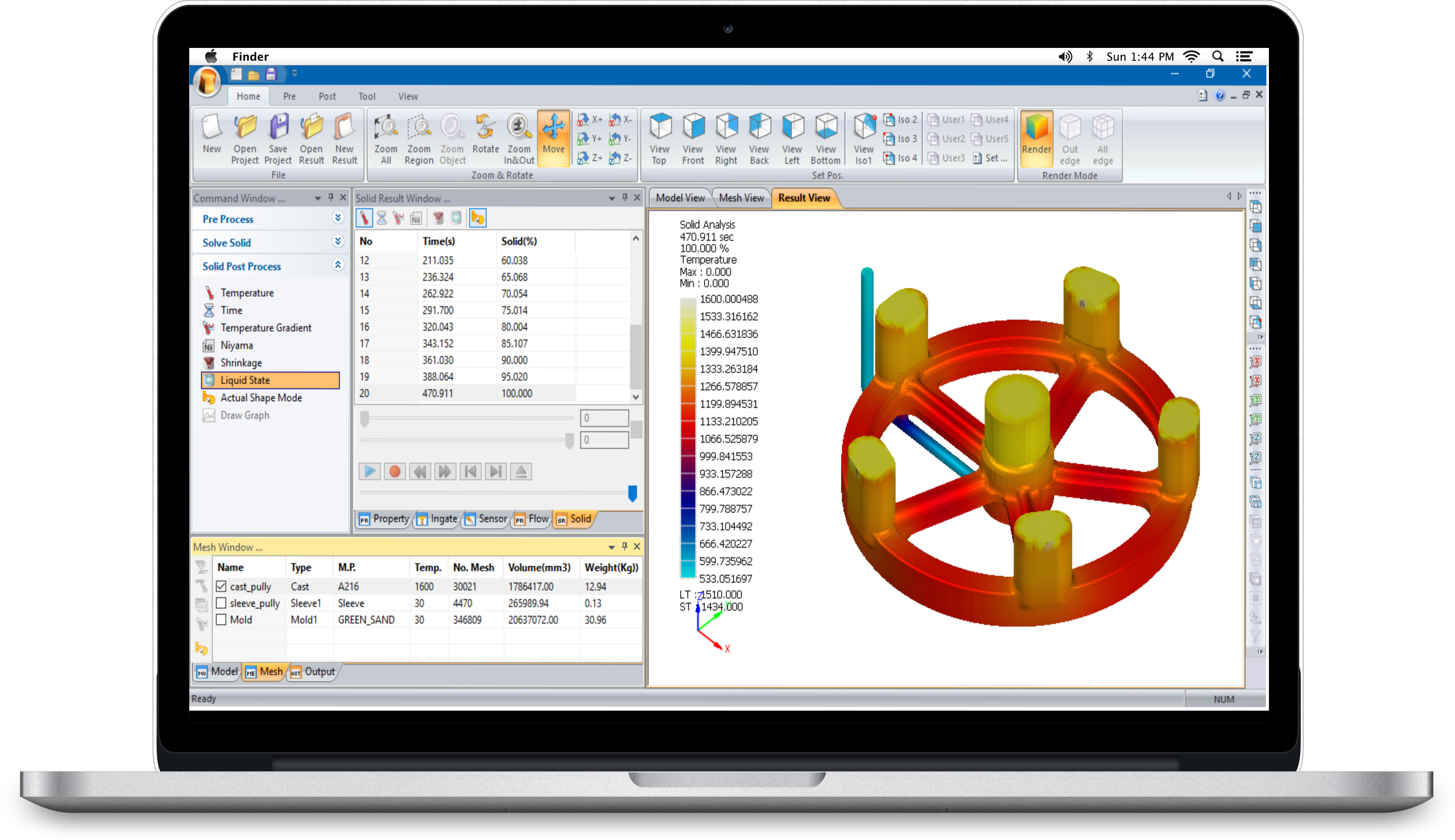 Z - Cast Software - Harness Design and Simulation Aid